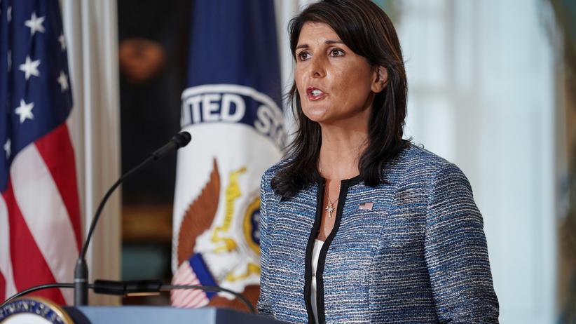 Vereinte Nationen: USA treten aus UN-Menschenrechtsrat aus