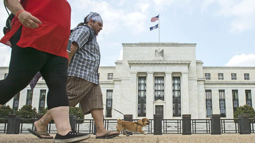 Fed: Die Federal Reserve in Washington DC