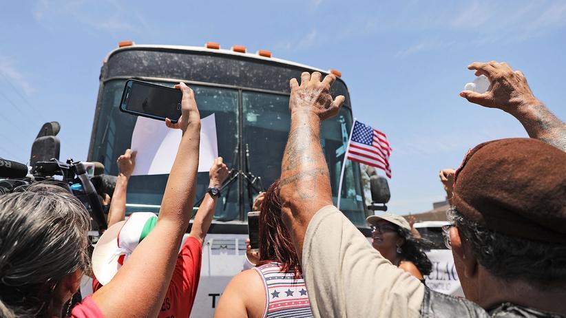 Einwanderungspolitik: US-Regierung will Migrantenkinder länger in Gewahrsam halten
