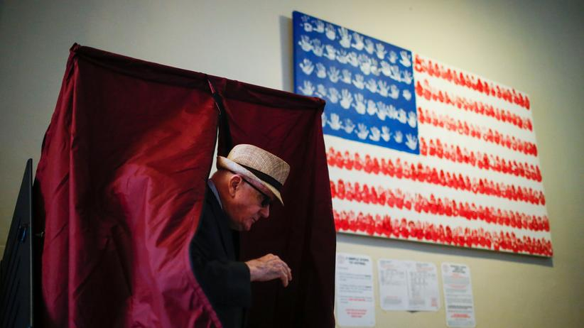 Wahlrecht in den USA: Nichtwähler dürfen aus Wahllisten gestrichen werden