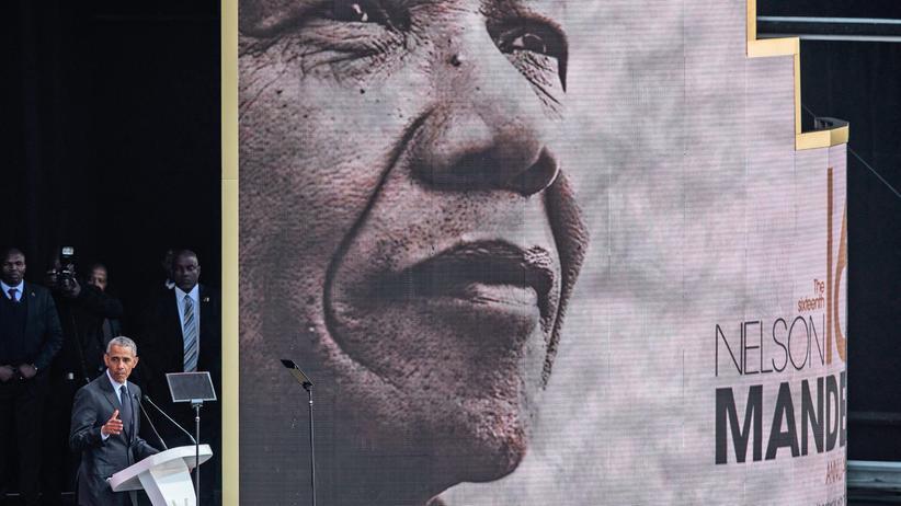 """Barack Obama: """"Wir haben schon dunklere Zeiten überstanden"""""""