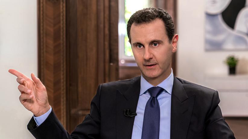 Bürgerkrieg: Syrische Kurden sprechen erstmals mit Regierung in Damaskus