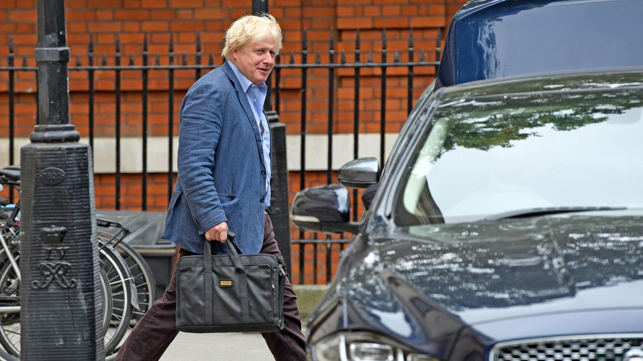"""Boris Johnson: """"Es ist nicht zu spät, den Brexit zu retten"""""""