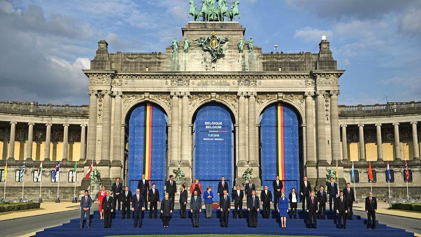 Brüssel NATO Gipfel