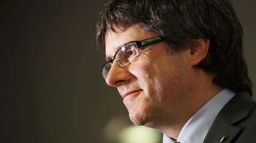 Carles Puigdemont: Eine Auslieferung als Grund zur Freude