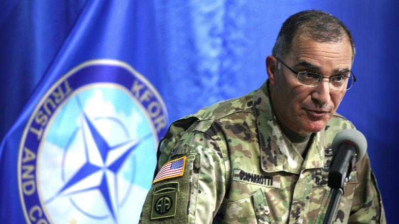 Curtis Scaparrotti : Nato-Oberbefehlshaber nimmt Deutschland gegen Trump-Kritik in Schutz