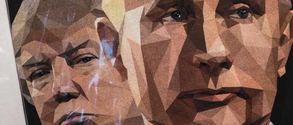 Donald Trump, Wladimir Putin, Treffen