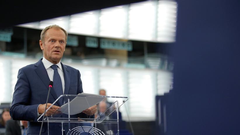 Nato-Verteidigungsausgaben: Tusk fordert von Trump mehr Wertschätzung für Alliierte