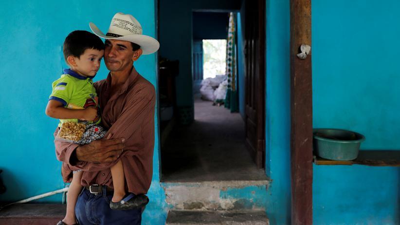 Migranten in den USA: Die Null-Toleranz-Politik der Regierung Trump hatte zu den viel kritisierten Familientrennungen geführt.