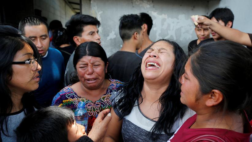 Migranten in den USA: US-Regierung beendet Familienzusammenführung