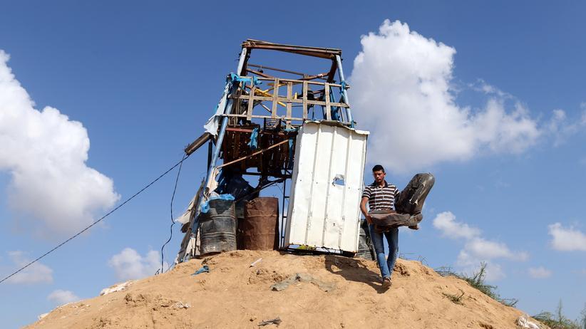 Nahostkonflikt: Waffenruhe in Gaza hält