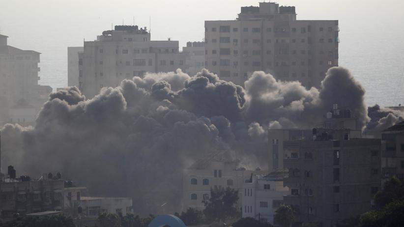 Gaza: Hamas verkündet Waffenruhe mit Israel