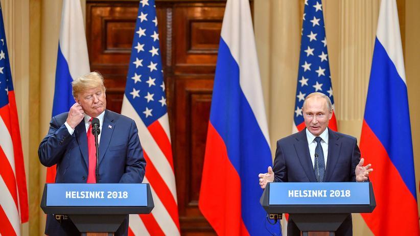 Gipfel in Helsinki: Von Wahleinmischung keine Spur, dafür Wille zum Dialog