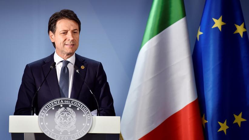 Giuseppe Conte: Malta und Frankreich nehmen Italien Bootsflüchtlinge ab