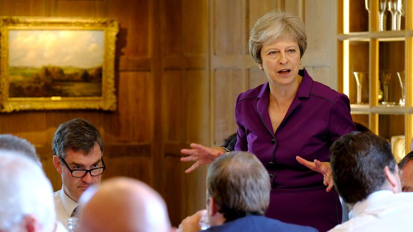 Großbritannien: Britische Regierung will Freihandelszone mit der EU