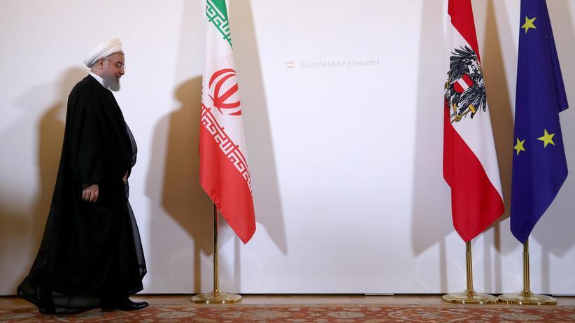 Atomabkommen: Iran bleibt im Atomdeal, wenn er einen Nutzen davon hat