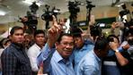Regierungspartei gewinnt Parlamentswahlen in Kambodscha