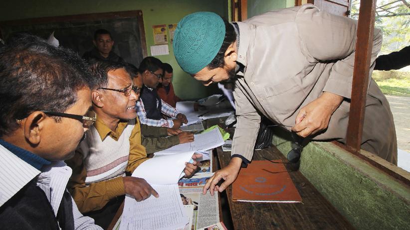 Indien: Regierung erstellt umstrittenes Bürgerregister