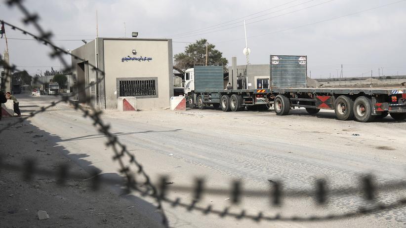 Gazastreifen: Israel stoppt Treibstoff-Lieferungen nach Gaza