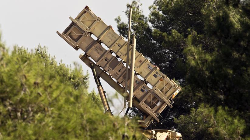 Golanhöhen: Israel schießt syrischen Kampfjet ab