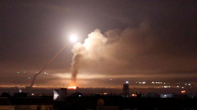 Syrien: Israels Luftwaffe greift Militärflughafen in Aleppo an