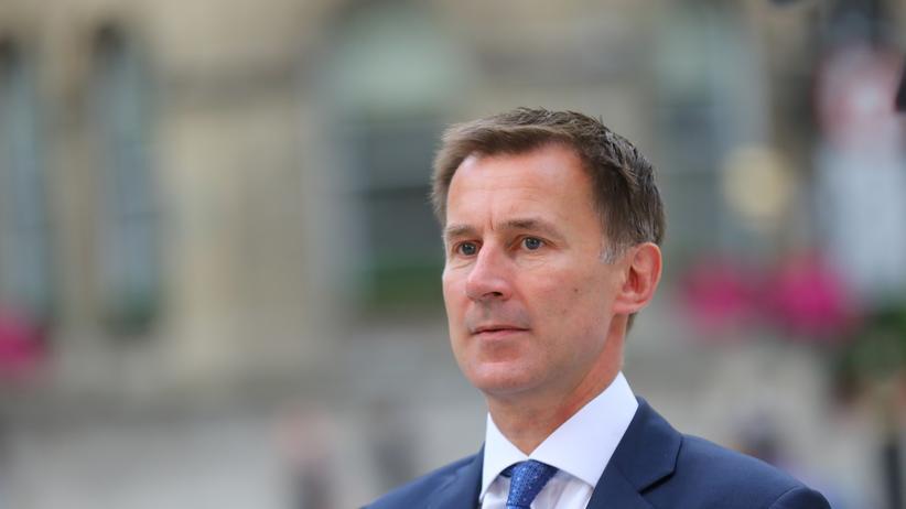 Großbritannien: Jeremy Hunt wird neuer britischer Außenminister