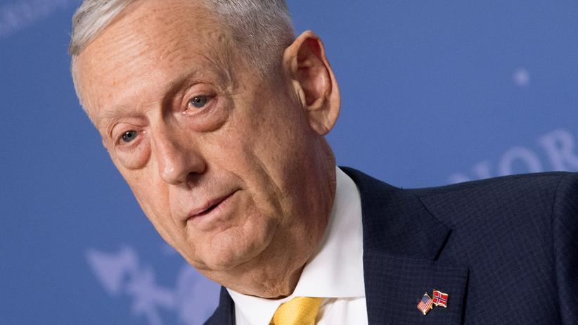 James Mattis: US-Minister will manche Russland-Sanktionen lockern