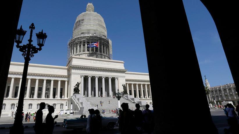 Reform: Das Kapitol in Kubas Hauptstadt Havanna
