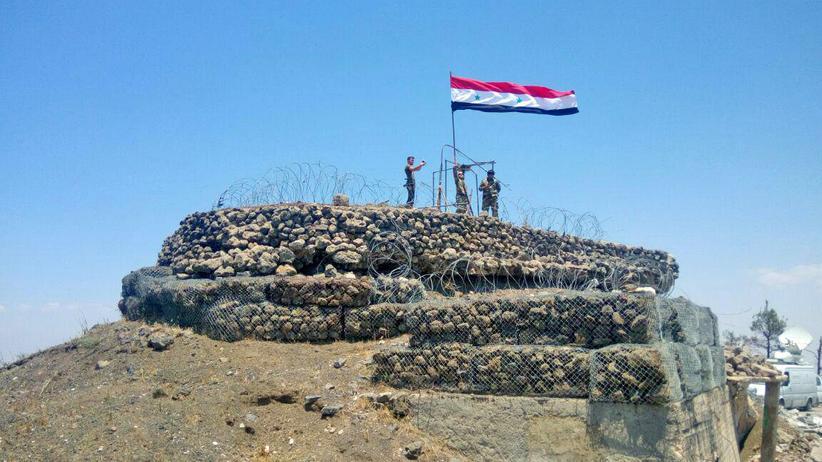 Syrien: Rebellenkämpfer geben eine der letzten Provinzen auf