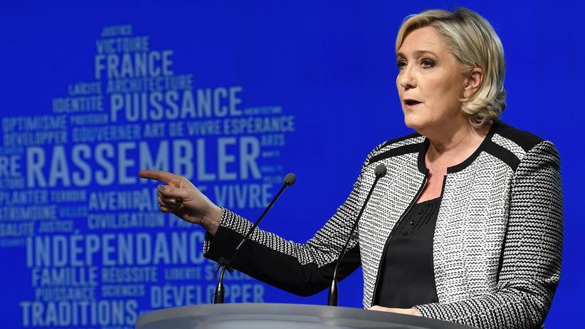 Front National: Le Pen will ihre Partei mit Spenden retten