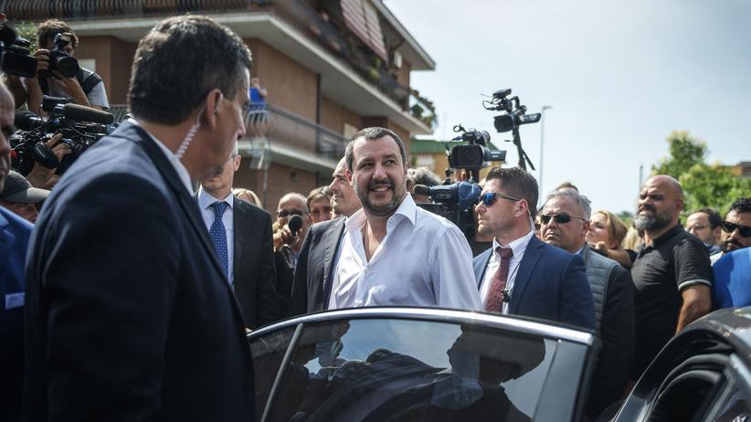 Matteo Salvini: Hauptsache blockieren