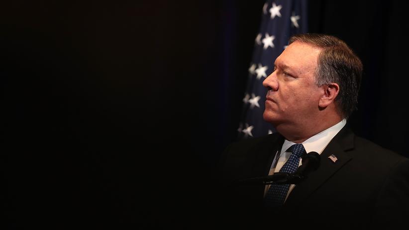 USA und Russland: US-Außenminister kritisiert Krim-Annexion