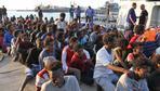 Italienisches Schiff soll Migranten nach Libyen gebracht haben