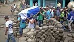Proteste in Nicaragua: Unbedingter Machterhalt, egal zu welchem Preis