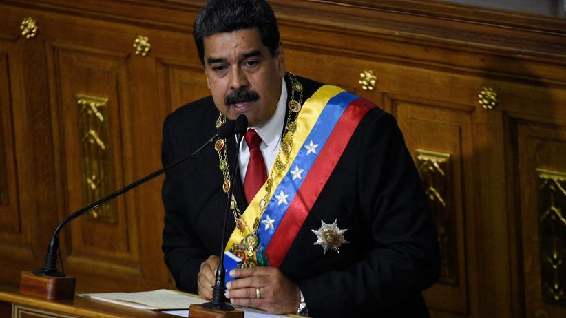 Venezuela: Nicolás Maduro warnt vor US-Invasion
