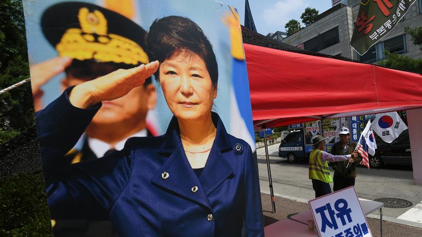 Park Geun Hye: Südkoreas Ex-Präsidentin zu weiteren acht Jahren Haft verurteilt