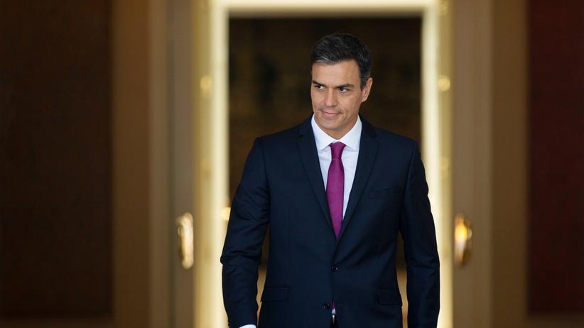 Pedro Sánchez regiert Spanien seit zwei Monaten ohne eigene Mehrheit.