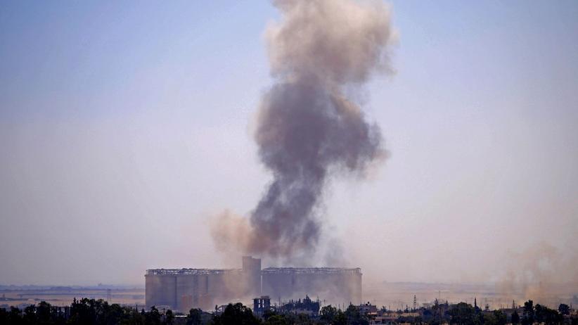 Naher Osten: Syrien meldet Luftangriff durch Israel
