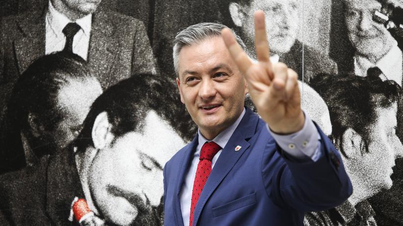 Robert Biedroń: Eine liberale Revolution nach der anderen
