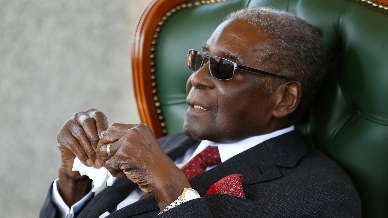 Simbabwe Mugabe