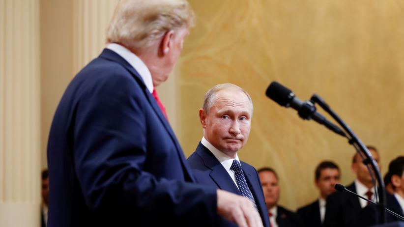 Russland: Putin lädt Trump nach Moskau ein
