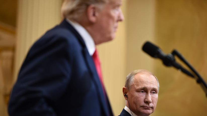 Russlandaffäre: Trump will Putin vor Einmischung gewarnt haben