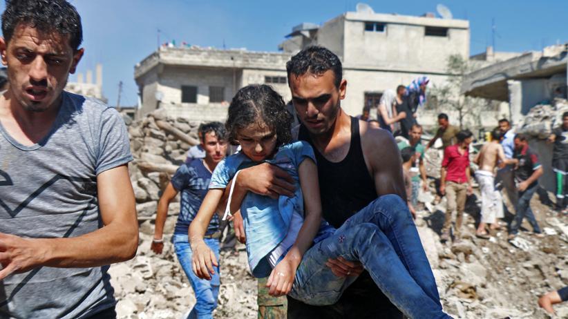Syrien: Regierungsoffensive treibt Hunderttausende in die Flucht