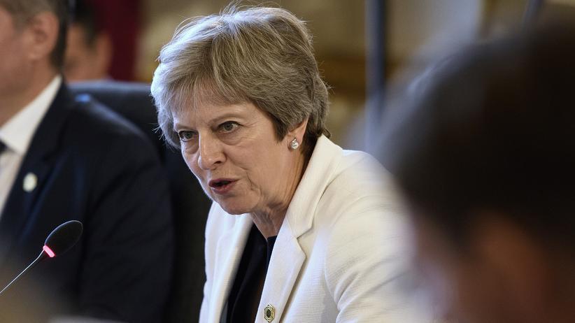 EU-Ausstieg: Theresa May gewinnt weitere Brexit-Abstimmung