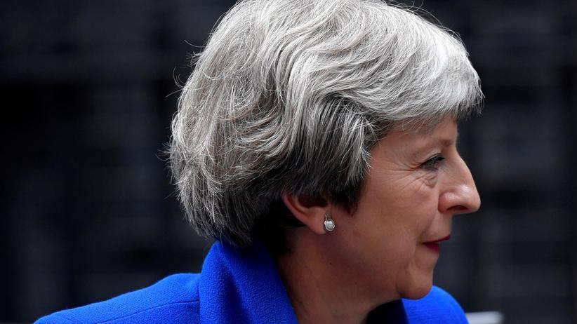 Brexit: Großbritanniens Premierministerin Theresa May
