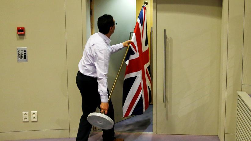 Theresa May: Das Weißbuch von Theresa May ist das Konzept für den Ausstieg der Briten aus der EU.