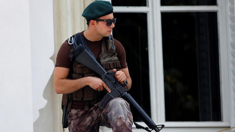 Türkei: Haftbefehle gegen 346 Soldaten angeordnet