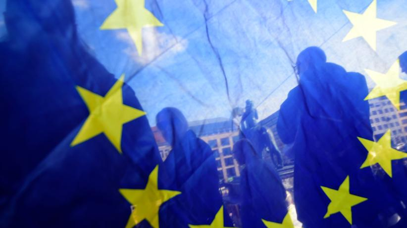 USA und EU: Das Verhältnis zwischen den USA und der Europäischen Union wird durch das Auftreten des US-Präsidenten belastet.