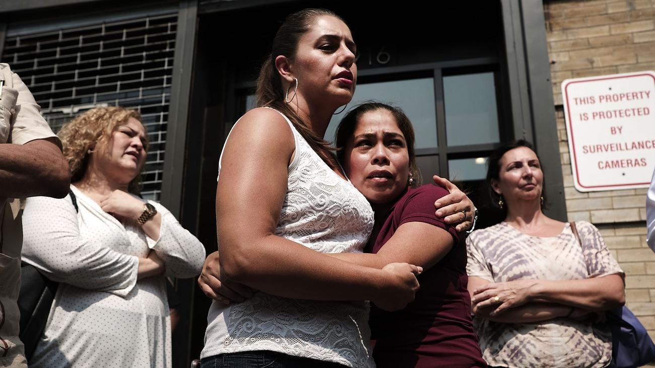 USA: Zusammengeführte Familien dürfen nicht...