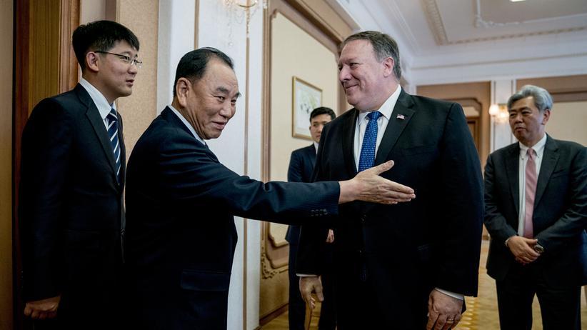Pjöngjang: Nordkorea enttäuscht von Gesprächen mit US-Außenminister